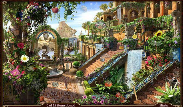 Hanging Gardens Of Babylon Photos Google Search Hanging Gardens Pinterest