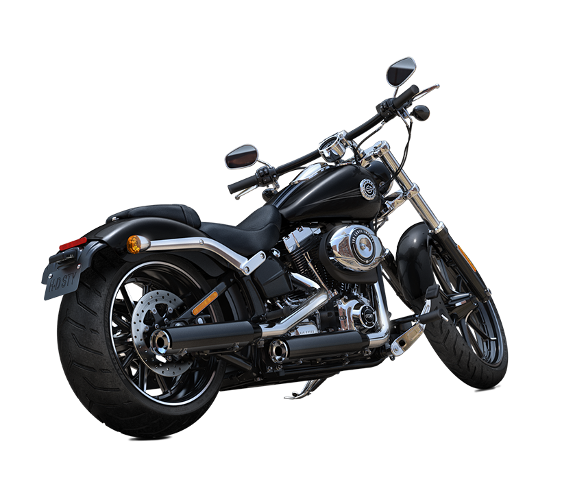 2013 Harley-Davidson® Softail® Breakout® Produits Vivid ...