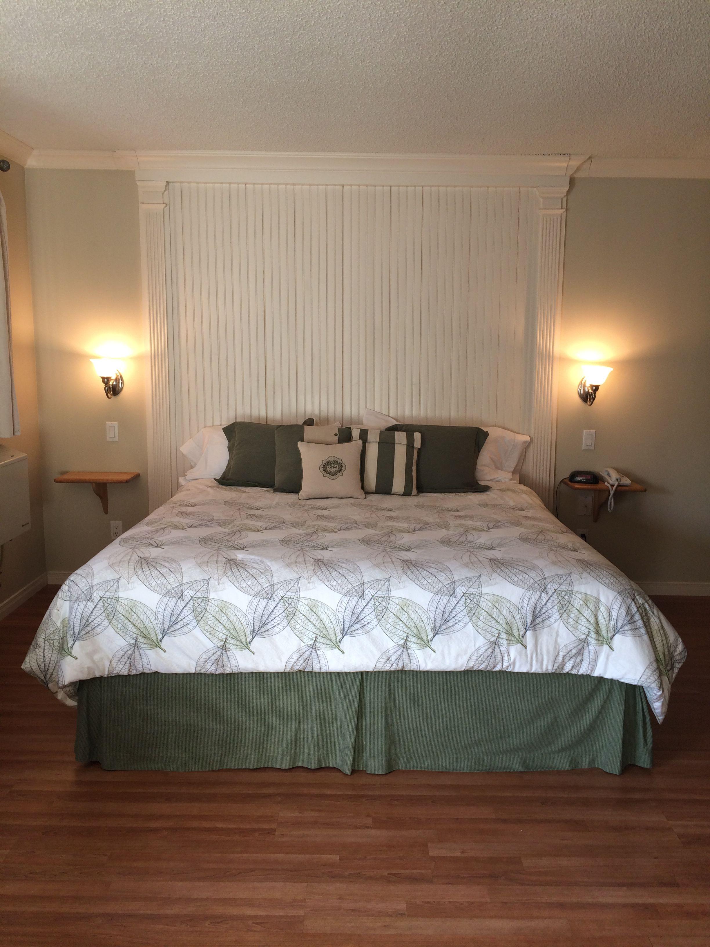 Honeymoon Suite King Bed