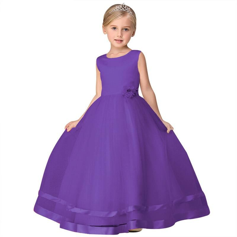 410664d3a90 Fashion 9 year old girls wedding dresses kids prom+dresses+for+2 to 11+year+olds  children. Yesterday s price  US  28.00 (24.52 EUR).