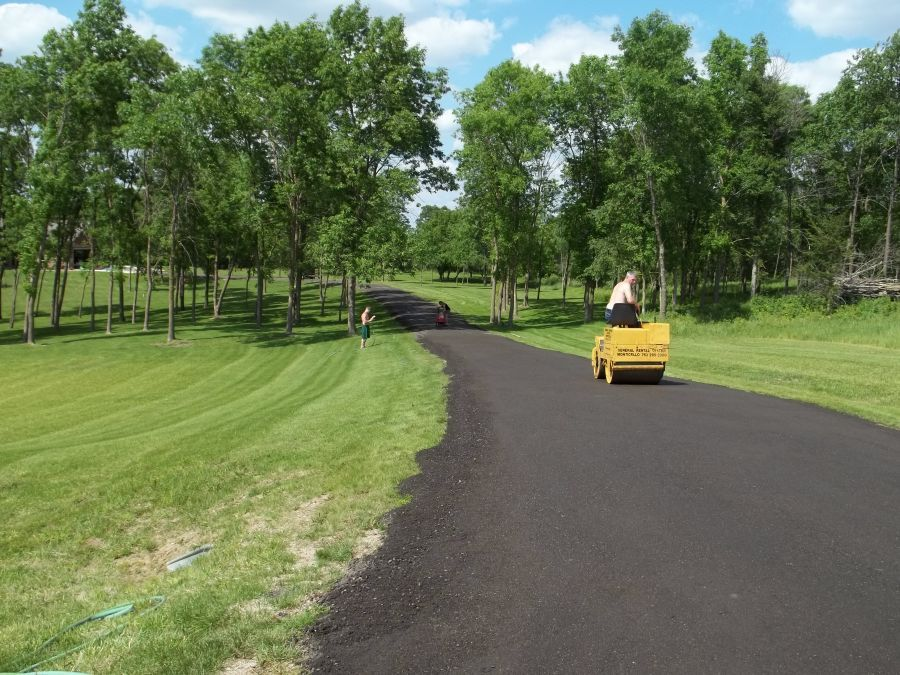 Recycled Asphalt Driveway Advice Home Improvement Hot