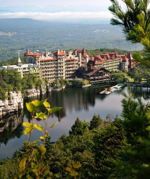Beautiful Places Hudson Valley: Gold List 2012: The World's Best Places To Stay