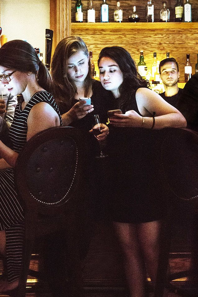 Tinder and the dawn of dating apocalypse