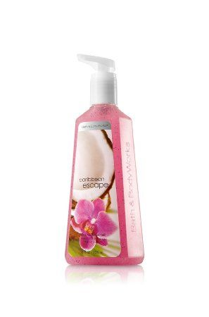 Bath Body Works Caribbean Escape Deep Cleansing Hand Soap Anti