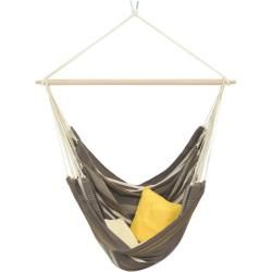 Photo of Reduced fabric hanging chairs