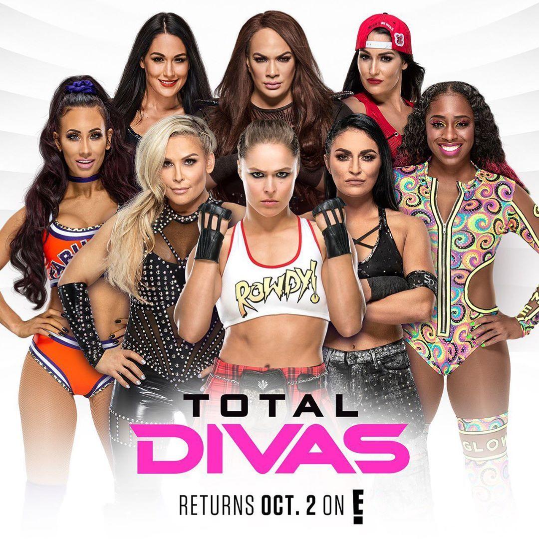 23 2 Xil Moy Aresei 380 Sxolia Daria Berenato Sonyadevillewwe Sto Instagram It S True Totaldivas Total Divas Season Premiere Nxt Divas