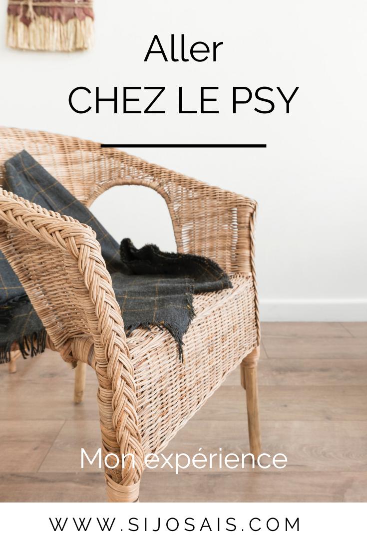 Mon Experience Chez Le Psy Si J Osais Coach A Nantes En 2020 Mobilier De Salon Fauteuil Osier Deco