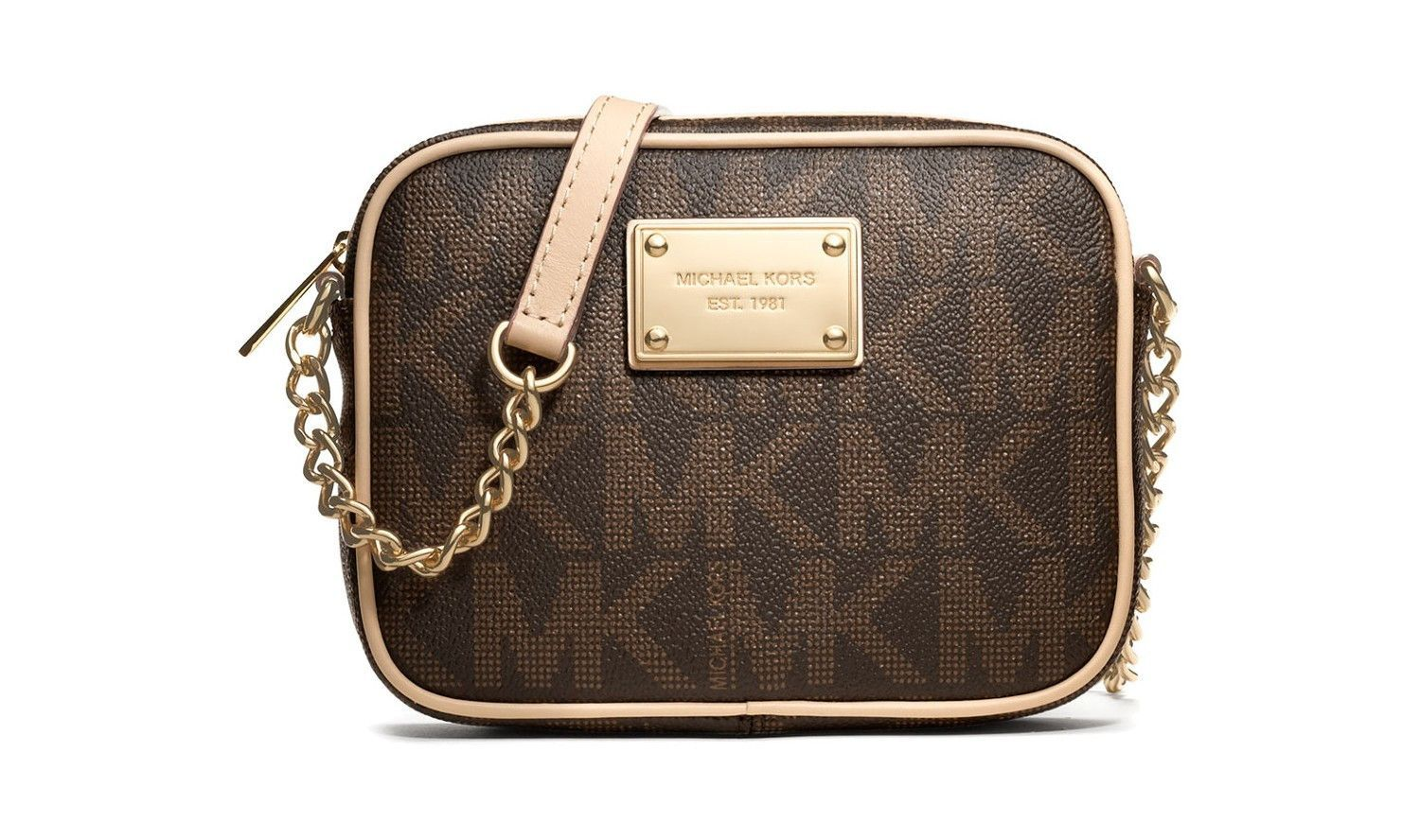 Michael Kors Jet Set Small Crossbody Bag