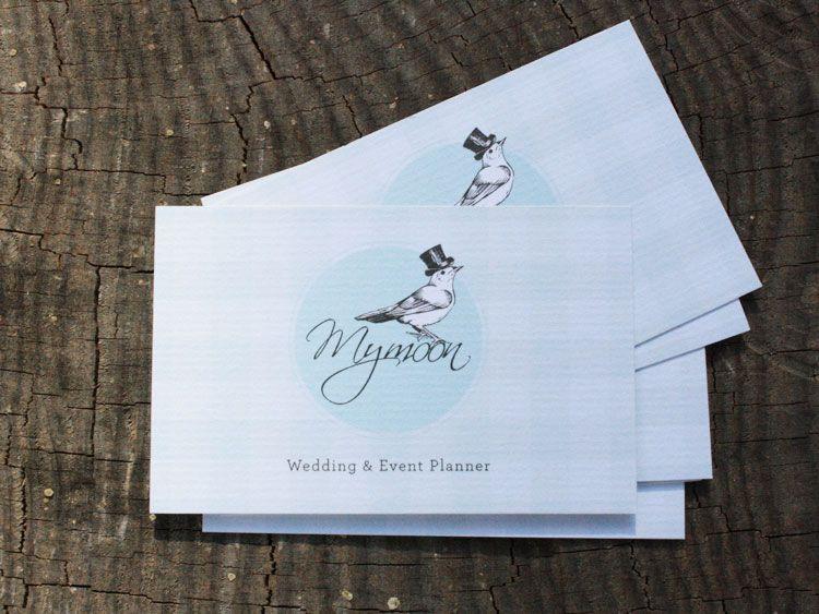 Carte Visite Wedding Planner Papeterie Mariage Plaquette De