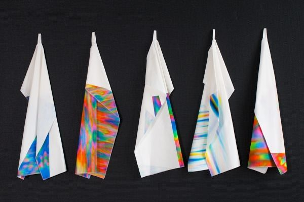 Nan Kitnichee fabric design : Exit 2012