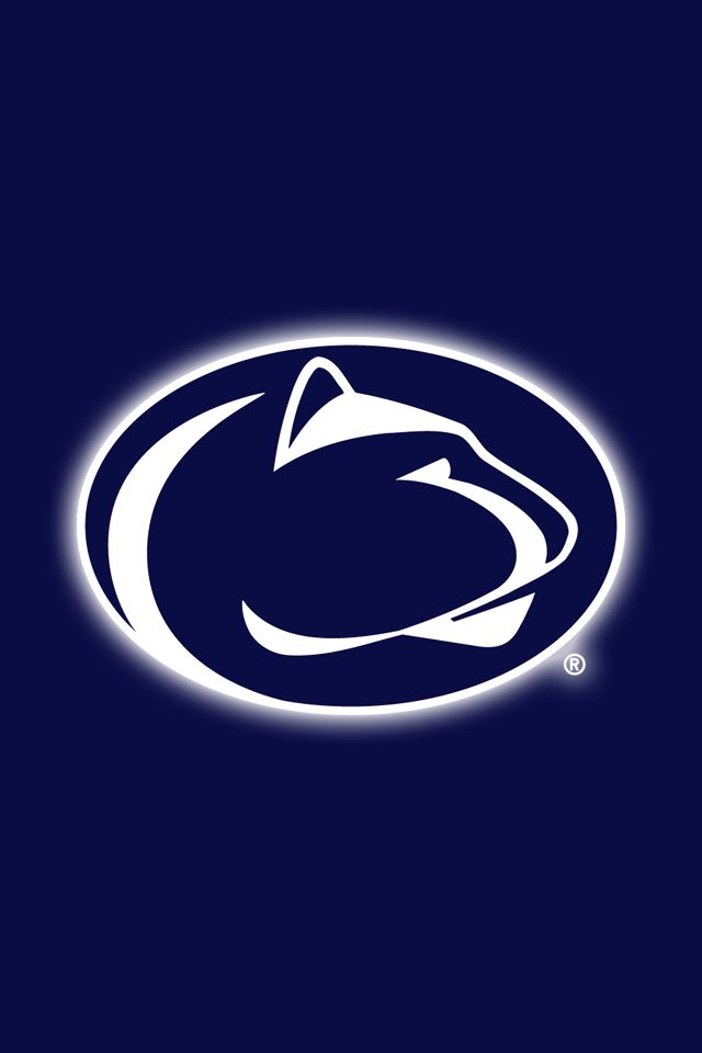 Get A Set Of 12 Officially Ncaa Licensed Penn State Nittany Lions Iphone Wallpapers Sized Penn State Penn State Nittany Lions Penn State Nittany Lions Football