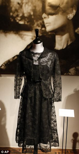 Audrey Hepburn's Givenchy couture collection sold at auction