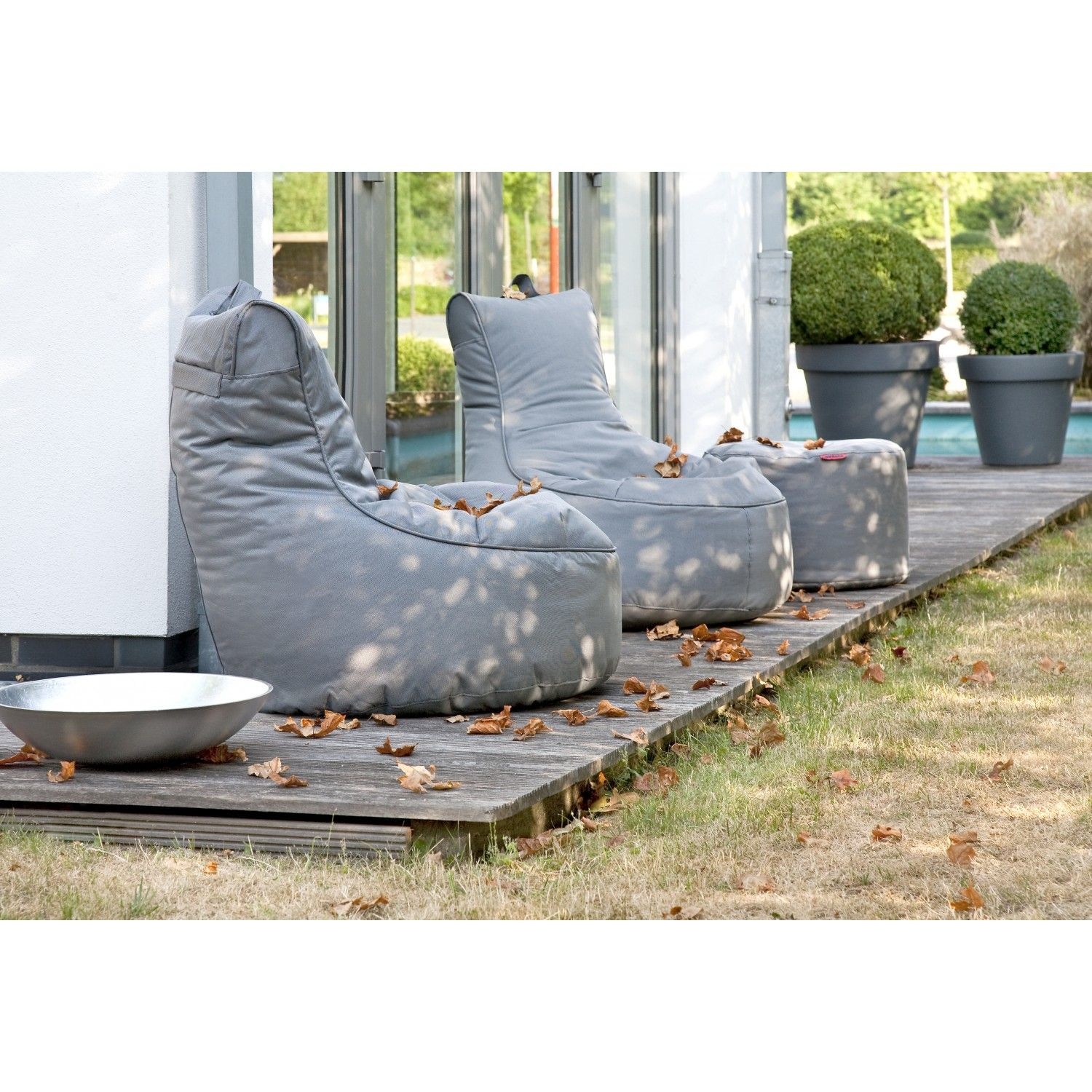 Sitzsack Garten Outbag Sitzsack Slope Fabric Outdoor Neoliving De Living At