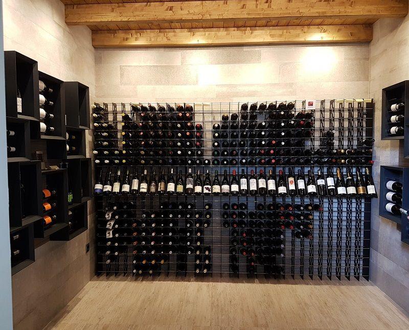 Arredamento Enoteca ~ Best arredamento esigo per cantine esigo wine cellar