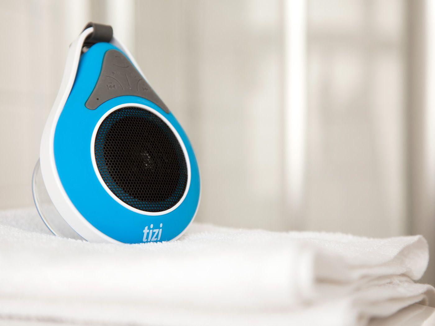 Wasserdichter Bluetooth Lautsprecher Furs Badezimmer Www Tizi Tv Sound Lautsprecher Bluetooth Lautsprecher Bluetooth
