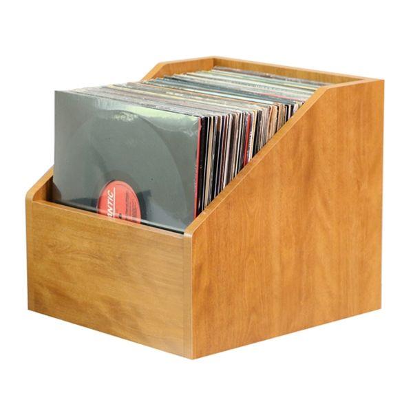 Bin E Lp Storage In Windsor Birch Vinyl Record Storage Diy Lp Storage Vinyl Record Storage