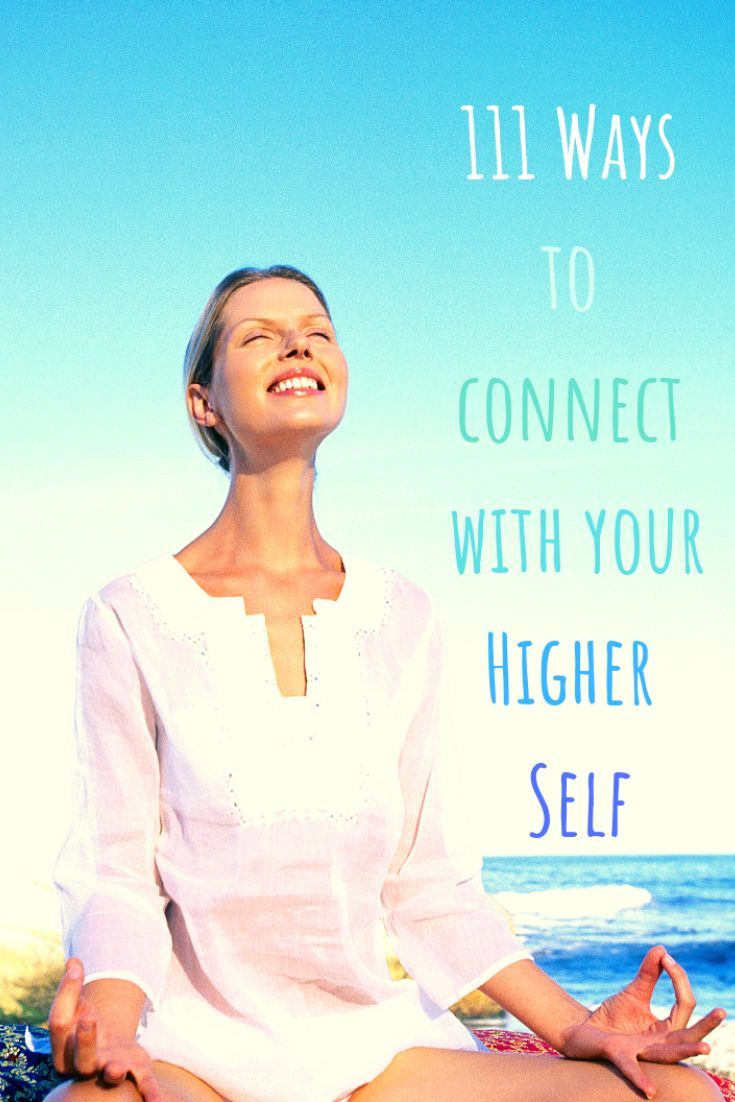 Connecting with your Higher Self is the fastest way to ...
