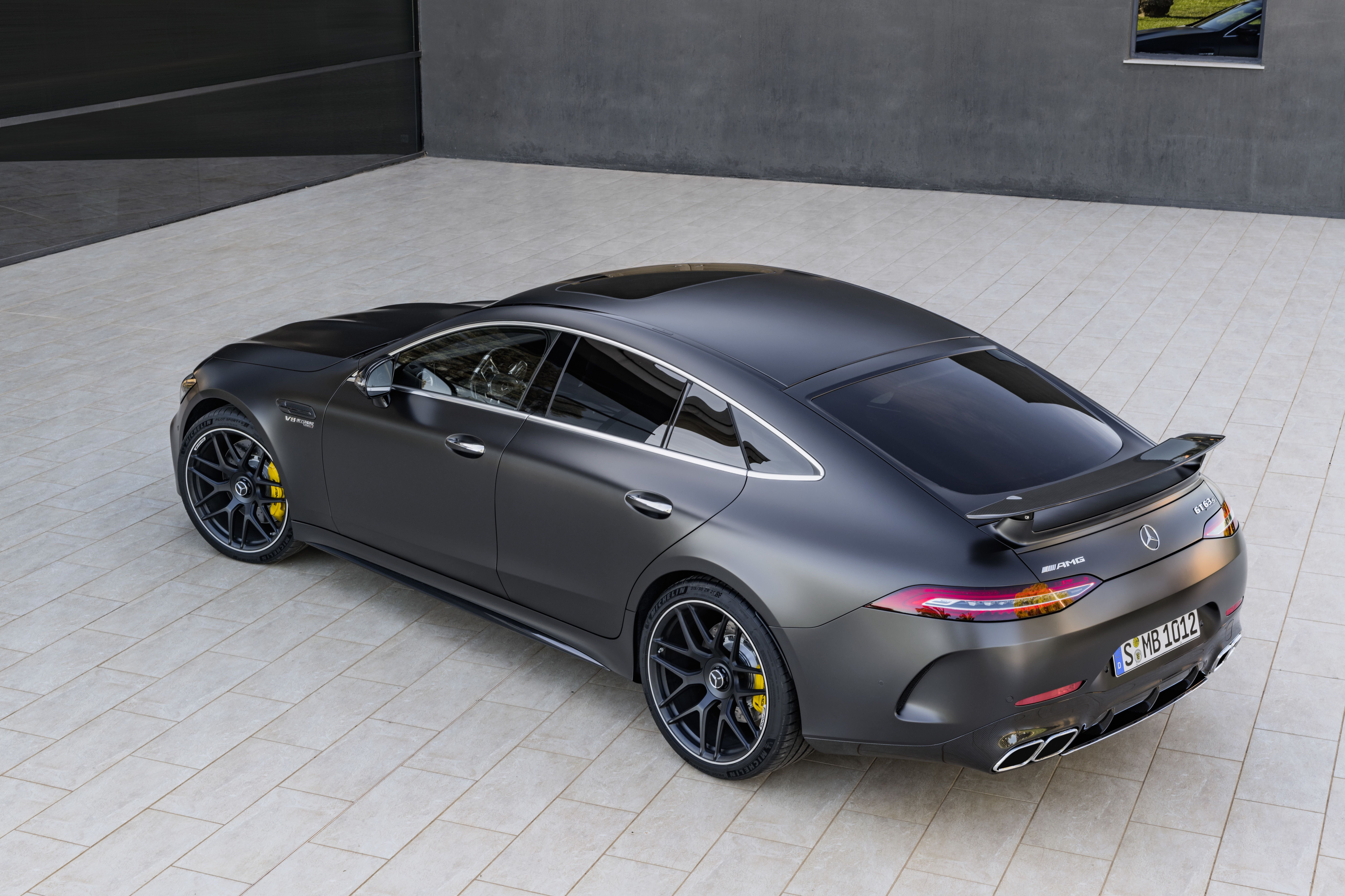 Mercedes Amg Gt 4 Door Coupe 4 Door Sports Cars Mercedes Benz