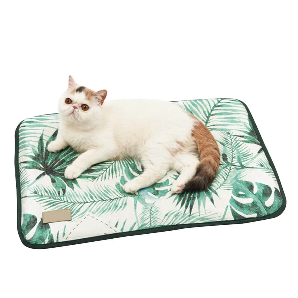 Ice Silk Cooling Mat Dog cooling mat, Pet cooling mat