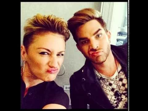 Adam Lambert On Fred And Angi In The Morning 103 5 Kiss Fm May