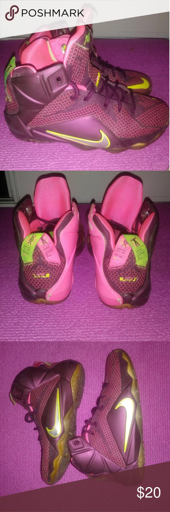 Nike Lebrons,v4.5 Y Boys | James shoes