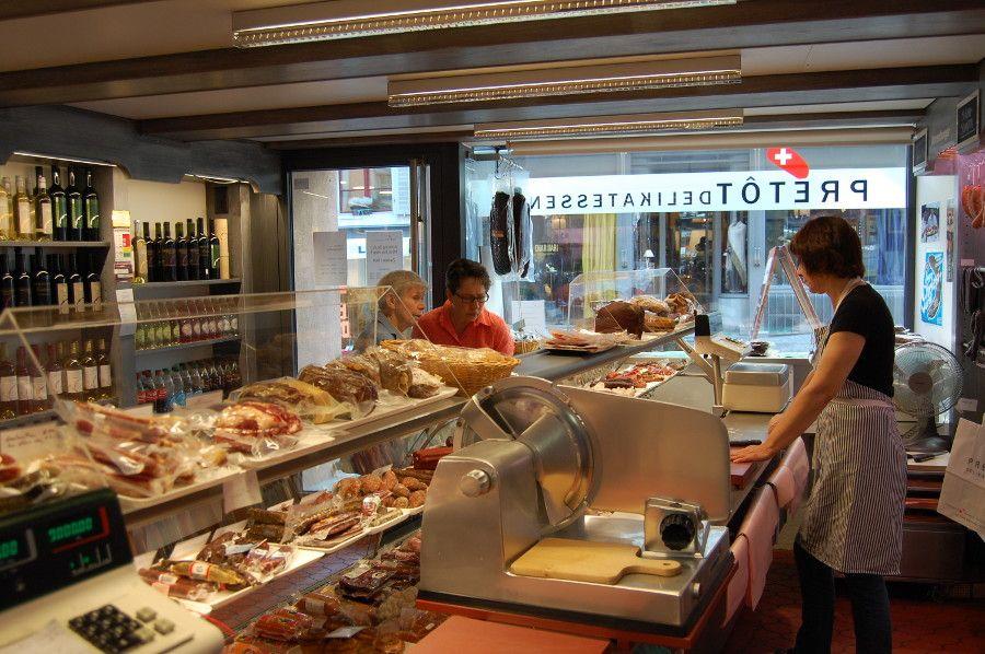 Prétôt Delikatessen | Kuttelgasse 3 | Old Town