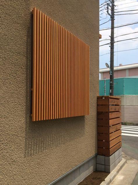 木製面格子