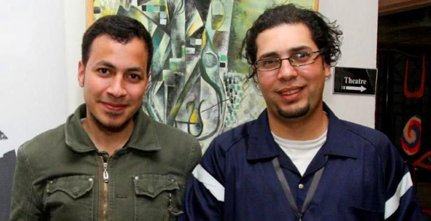 2 young men launch business making documentaries in Jordan using Intel Learn: http://www.intel.com/content/www/us/en/corporate-responsibility/impact/movie-makers-live-dream-change-lives.html