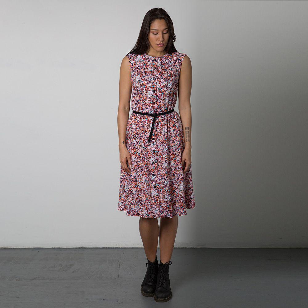 Harwood dress pdf pattern dress sewing patterns dress patterns