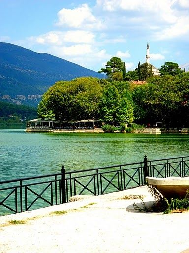 IoanninaGreece GREECE TRAVEL MAP Pinterest Beautiful places