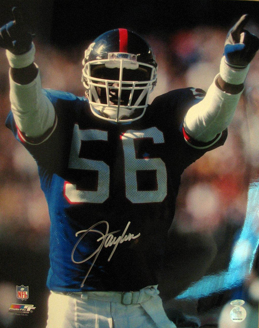 LT ( Lawrence Taylor ) 56 New york giants football, Ny