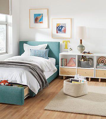 Best Moda Modern Cubby In Colors Modern Nightstands Modern 400 x 300
