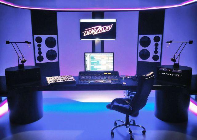 Studio Setup Pics: Mar...
