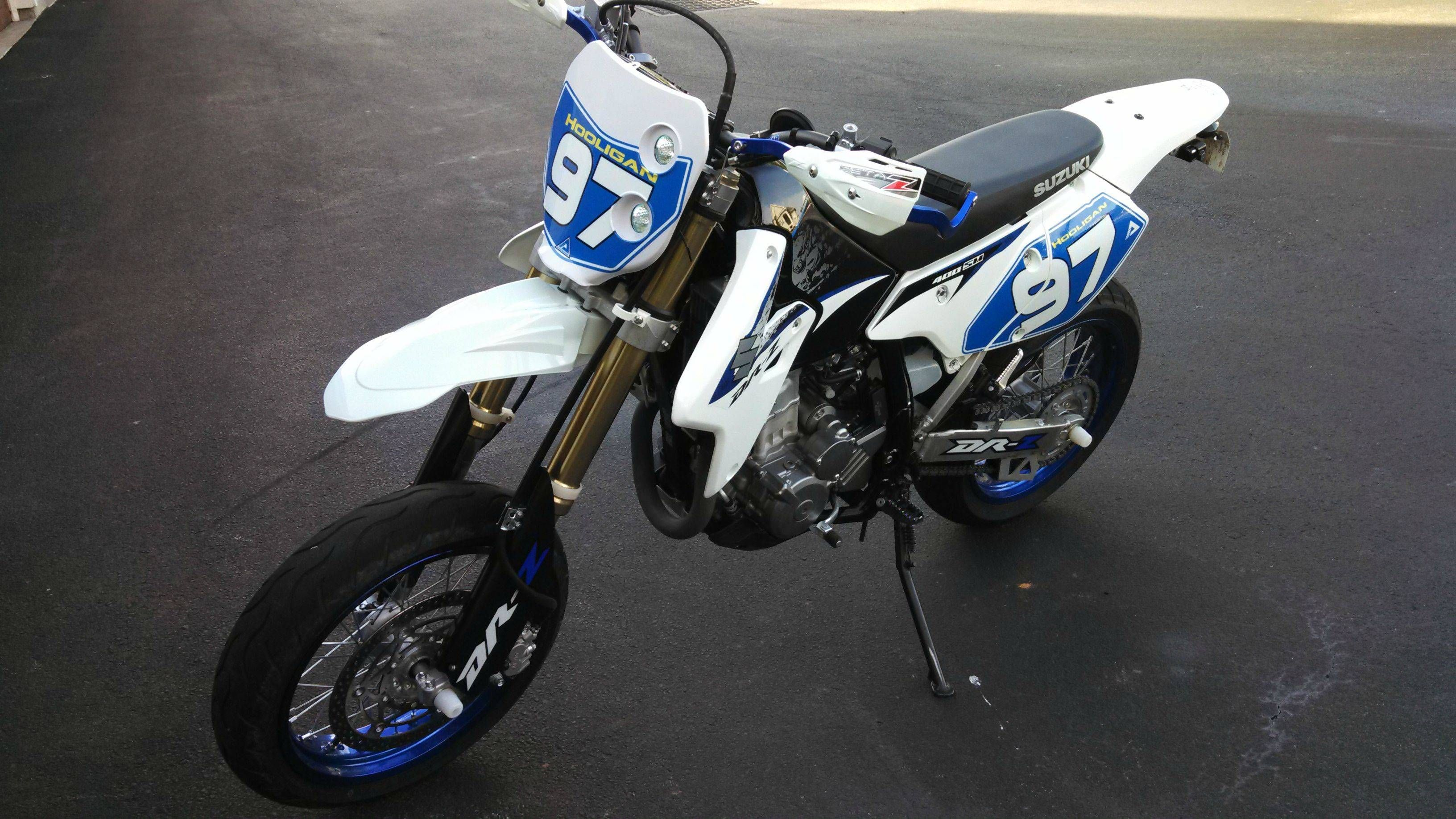 drz400 headlight trim - google search | chop shop | pinterest
