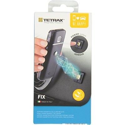 Chollo en Amazon España: Soporte universal Tetrax BTETFIX por solo 5,54€ (un 44% de descuento sobre el precio de venta recomendado, precio mínimo histórico)