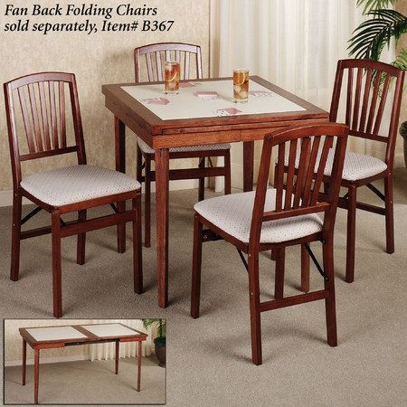 Luxury Card Table Wood