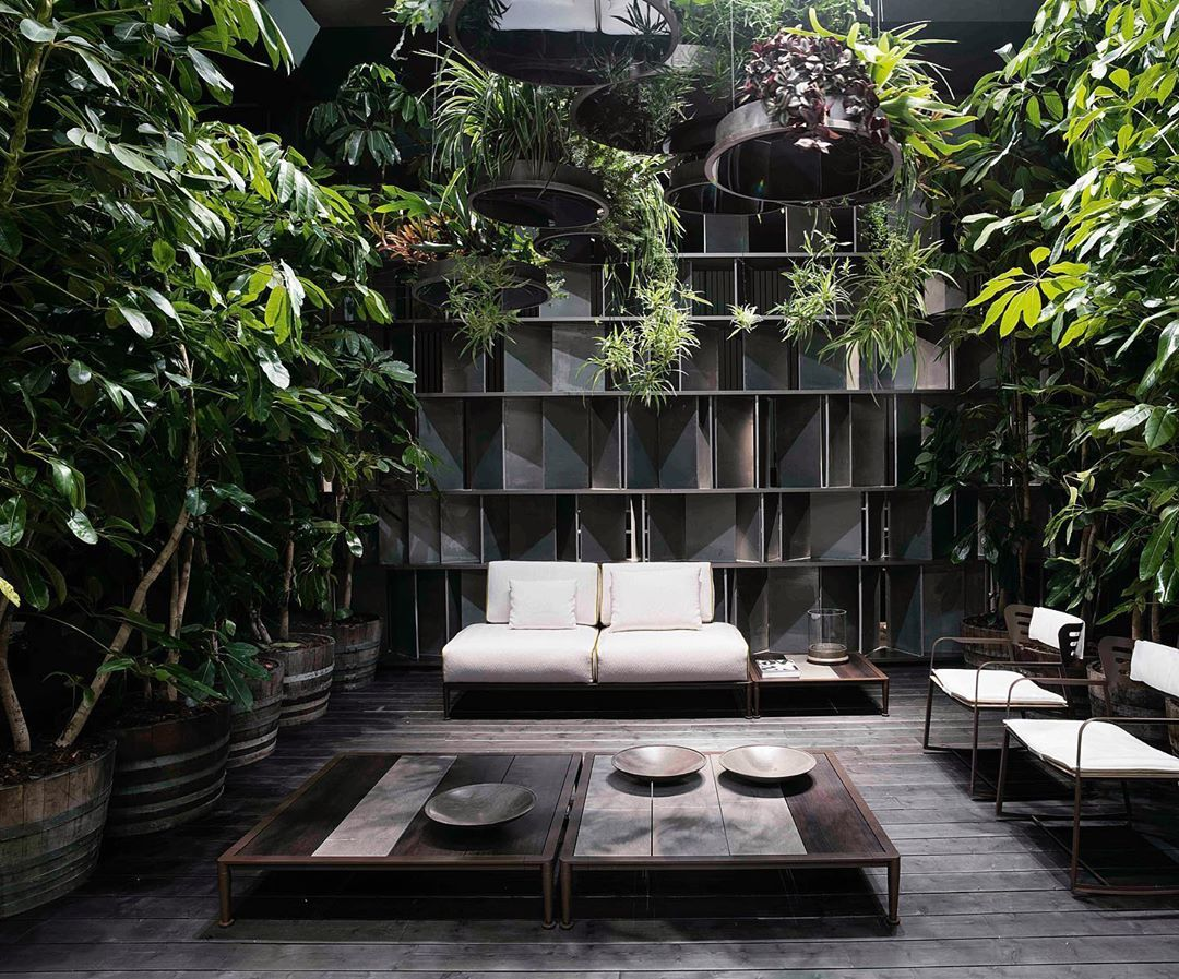 Dschungel Giorgetti Koln Mobel Inneneinrichtung Interior Interiordesign Design Home Homedeco Outdoor Coffee Tables Outdoor Outdoor Living