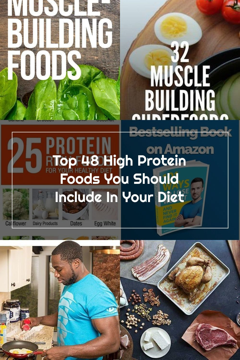 ultimate high protein diet