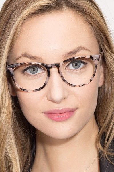 f5384a1ca8 Notting Hill Ivory Tortoise Acetate Eyeglasses from EyeBuyDirect.  Exceptional style
