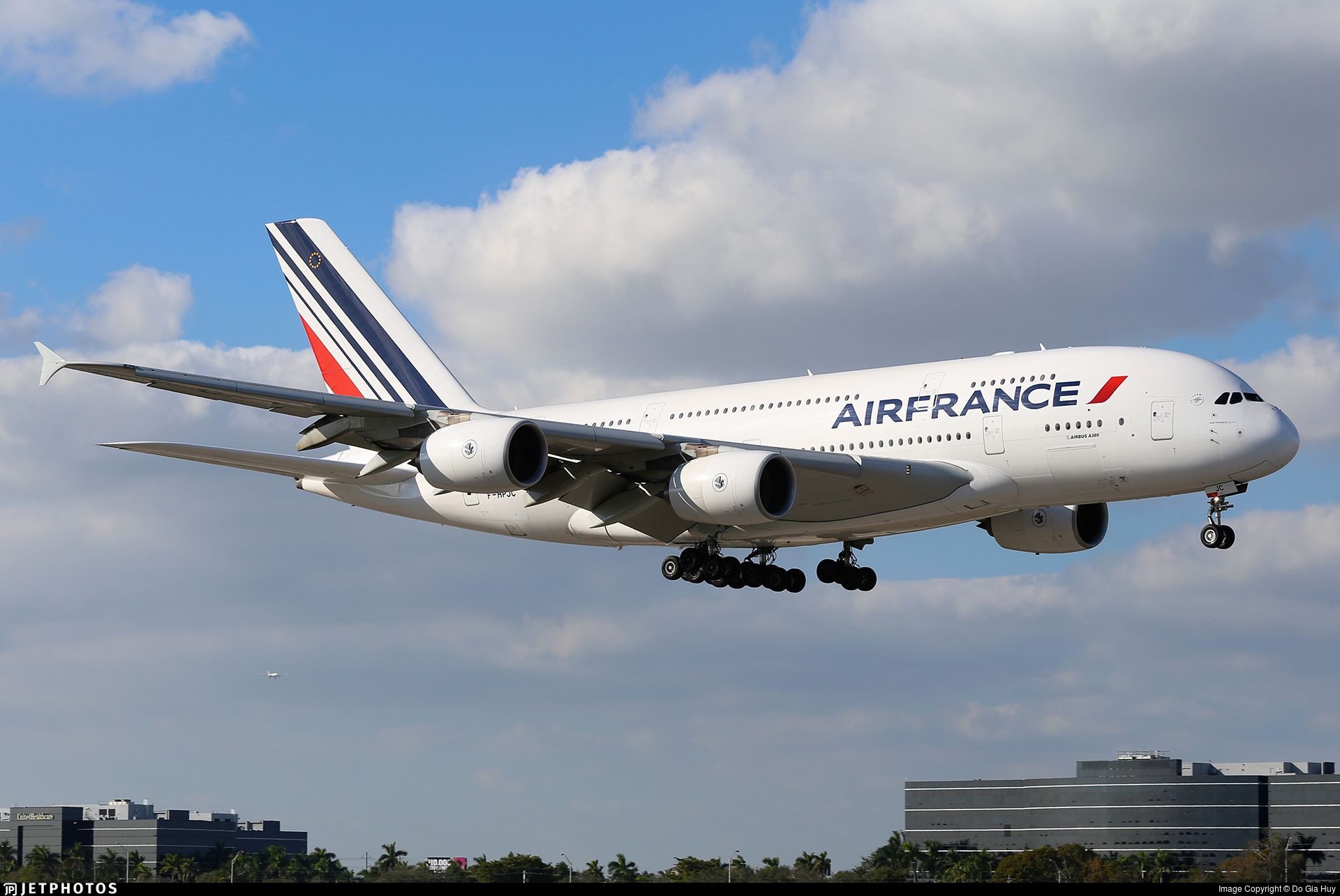 FHPJC Air france, Airbus a380, Airbus