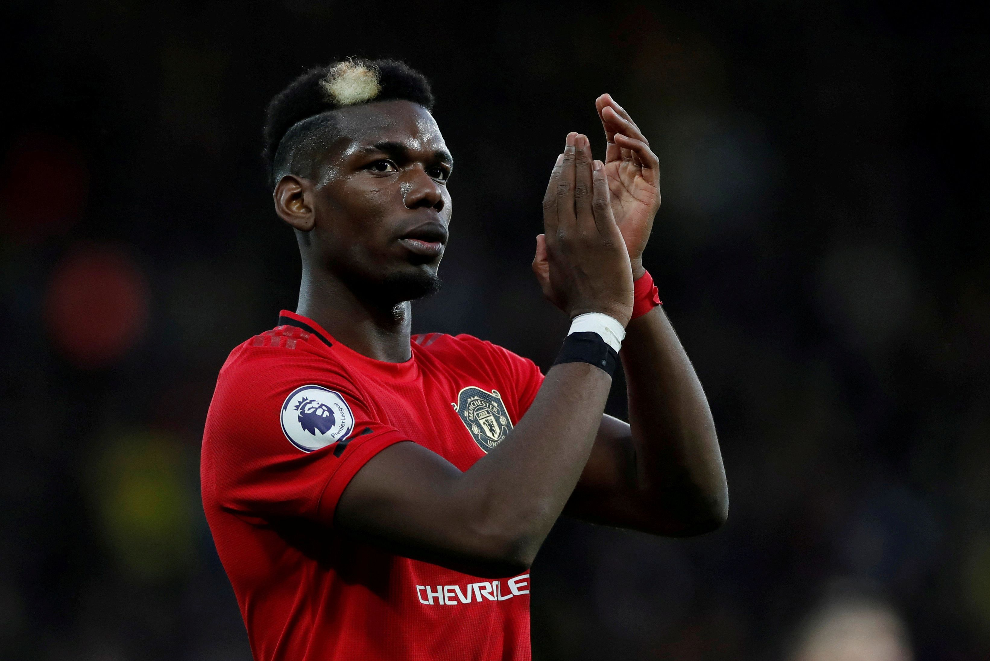 Paul Pogba Open To Man Utd Stay After Being Impressed By