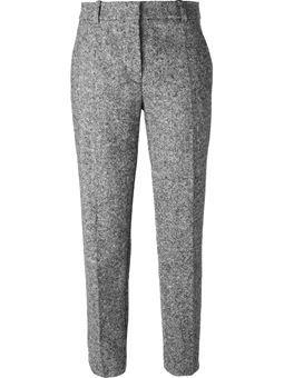 'Octava' boiled trousers $624 #Farfetch #prett #DesigerClothing