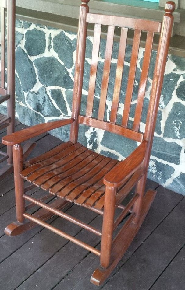 Wood Furniture Refinishing Repainting Wood Is Completely Stripped Of Previous Paint Or Stai Wooden Rocking Chairs Outdoor Furnishings Refinishing Furniture