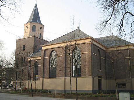 Brochure voor toeristen en gasten Church Klazienaveen