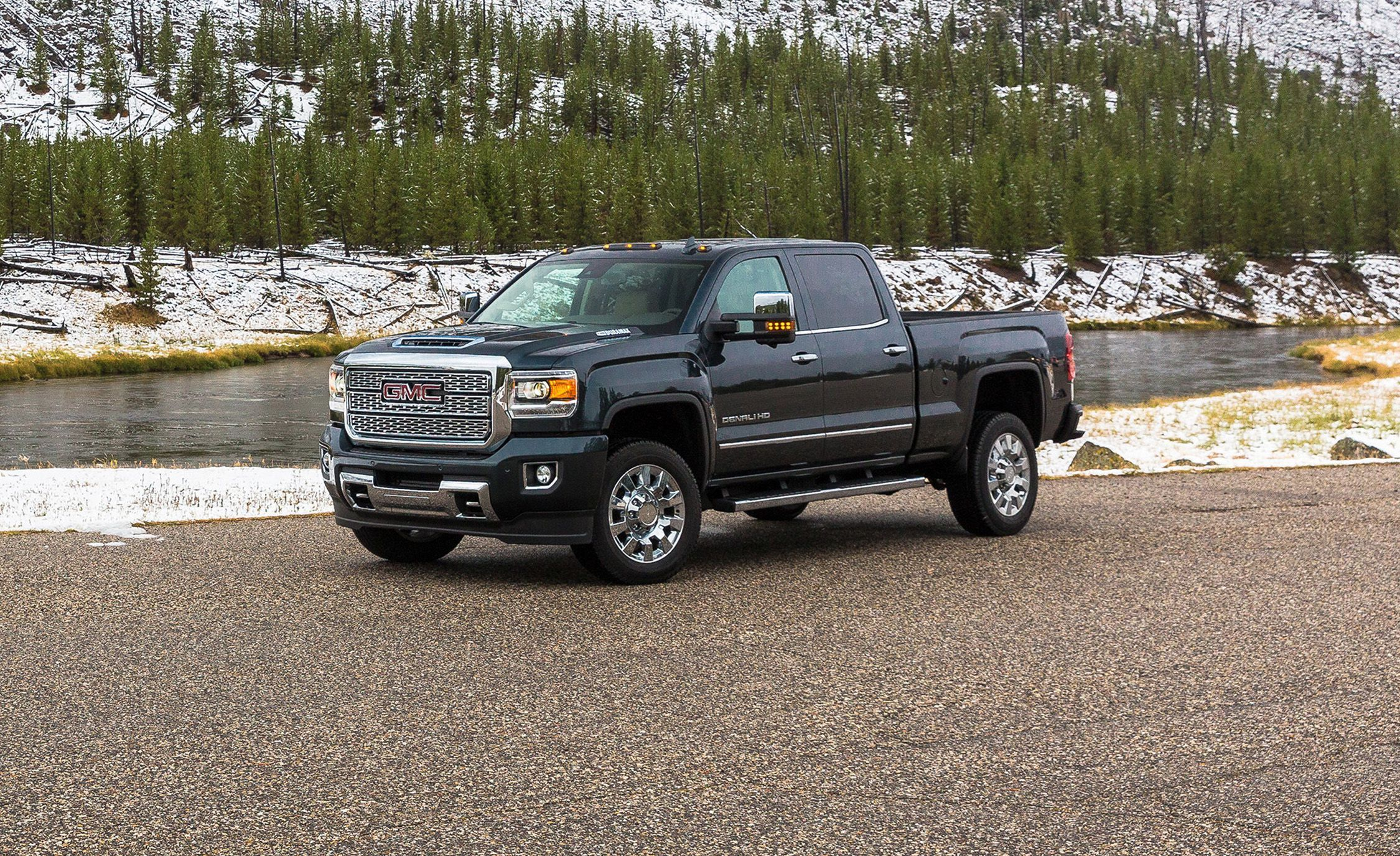 2020 Bmw Sierra Denali Hd Redesign And Review Gmc Sierra 2500hd