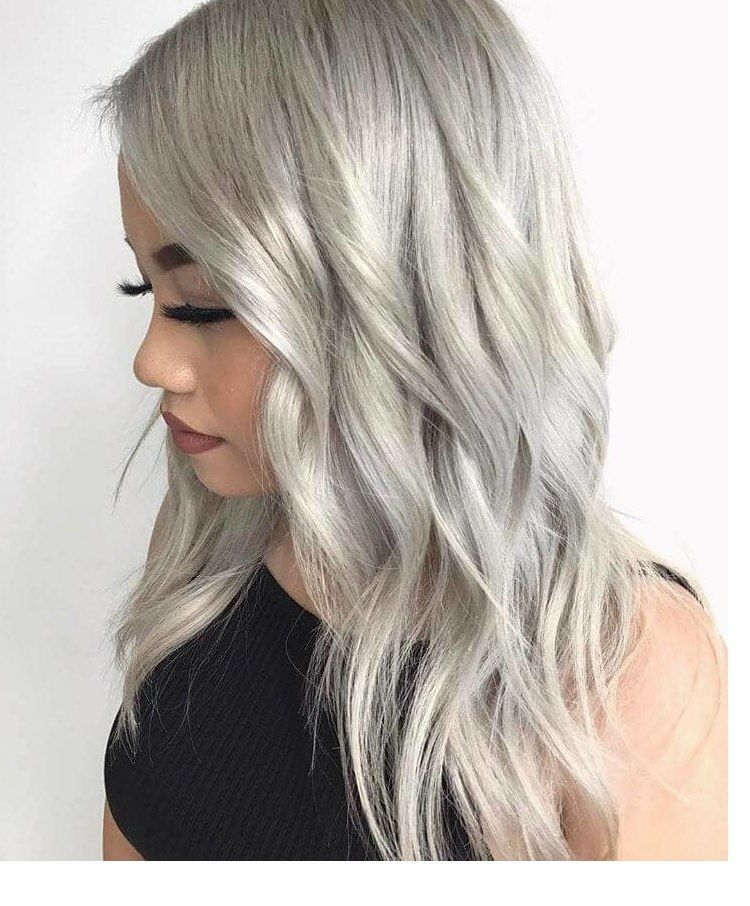 50 Unforgettable Ash Blonde Hairstyles To Inspire You Ash Blonde