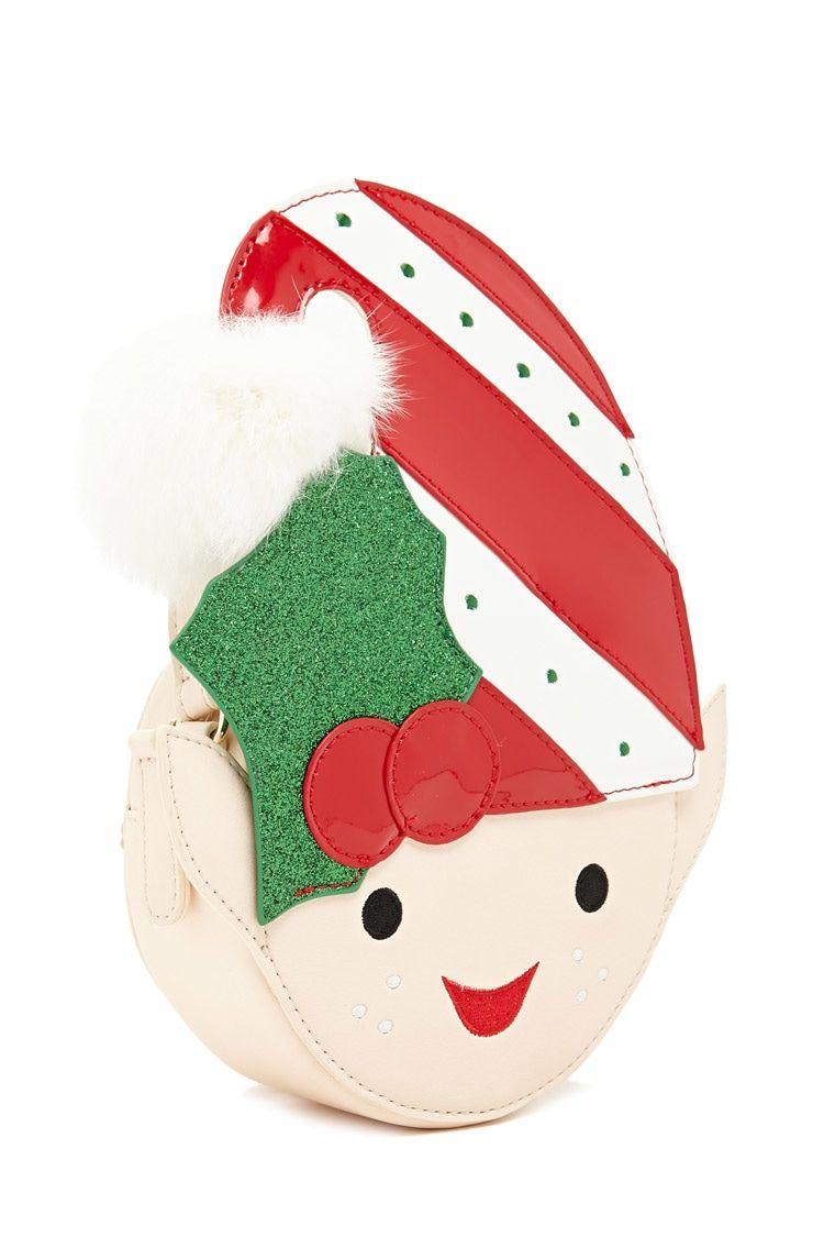5d2bb8c2dcc Holiday Elf Crossbody Bag