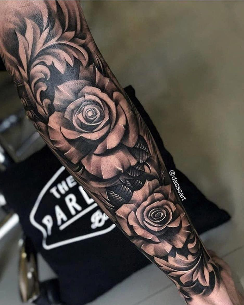 Full Sleeve Tattoo Best Fullsleevetattoos In 2020 Sleeve Tattoos Full Sleeve Tattoos Forarm Tattoos
