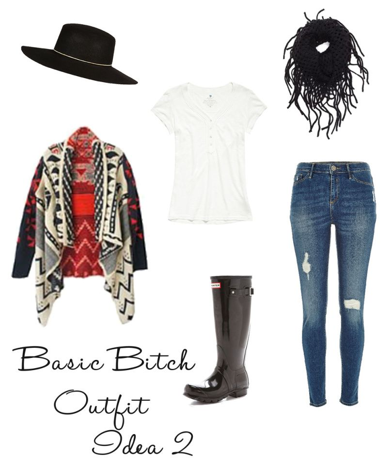 Bitch outfit