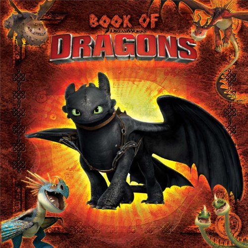 Book Of Dragons How To Train Your Dragon Tv By Maggie T